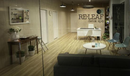 Re-Leaf Detox Spa