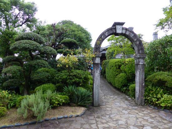 Glover Garden: Impressive Japanese Style Gardens