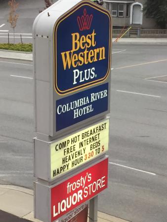 Best Western Plus Columbia River Hotel: photo0.jpg