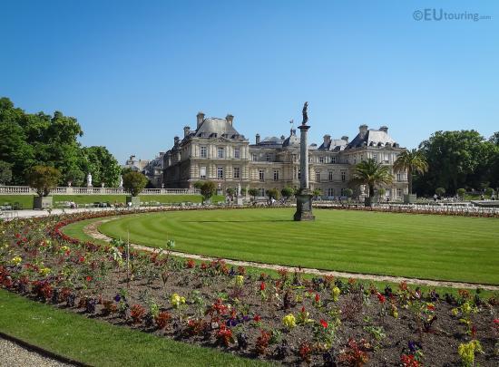 Garden Concert Picture Of Luxembourg Palace Paris Tripadvisor