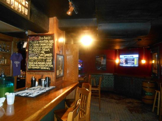 Charming Inside The Pour House