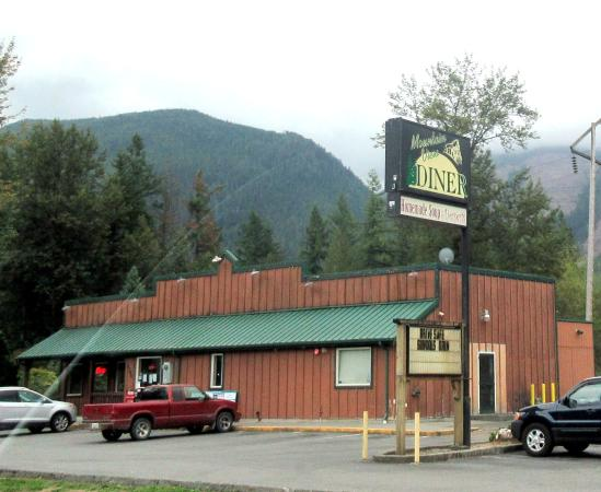Mountain View Diner, Gold Bar, WA