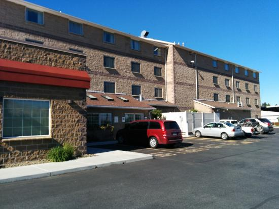 Holiday Inn Express Wenatchee: Hotel