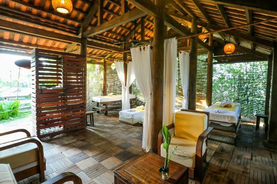 Hoi An Coco River Resort & Spa : Memory spa