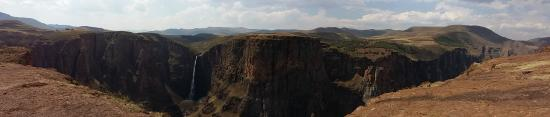 Semonkong, Lesotho: Maletsunyane Falls