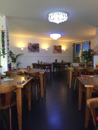 Masala-Indiaas restaurant