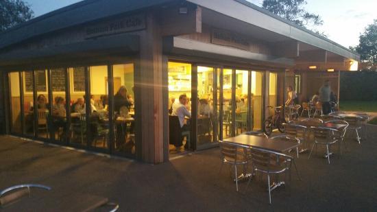 Hotham Park Cafe Bognor Regis