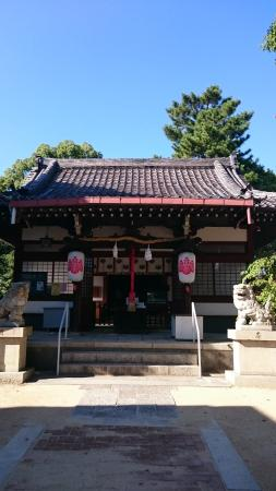 Takaha Nibu Shrine