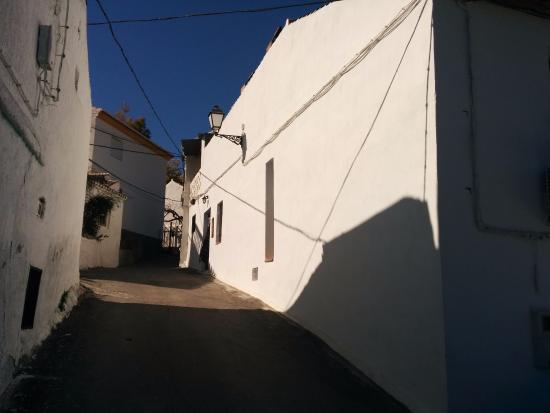 Mondujar, Spain: Outside Casita De La Vaca