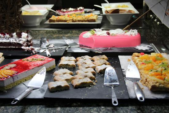 Dunas Maspalomas Resort: Buffet