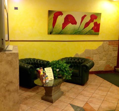 Hotel Toscana: HALL