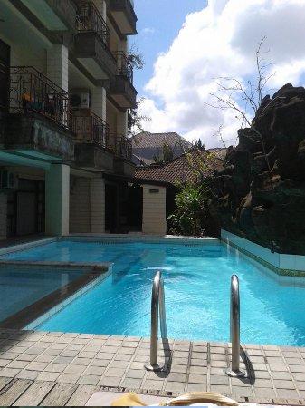 Vilarisi Hotel: piscine