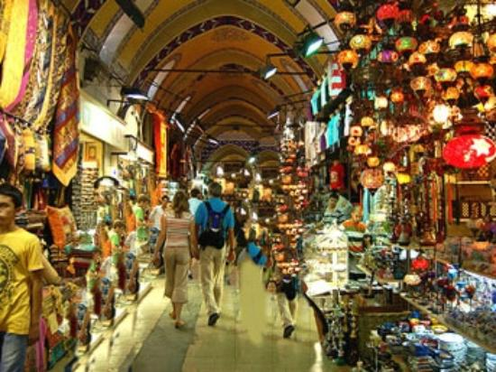 Turkey Private Tours by Eren Gonul: Grand Bazaar Istanbul