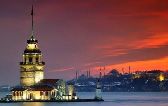 Turkey Private Tours by Eren Gonul: Maiden's Tower in Istanbul