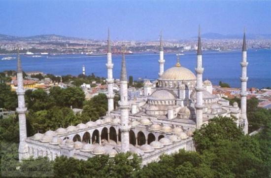 Turkey Private Tours by Eren Gonul: Blue Mosque