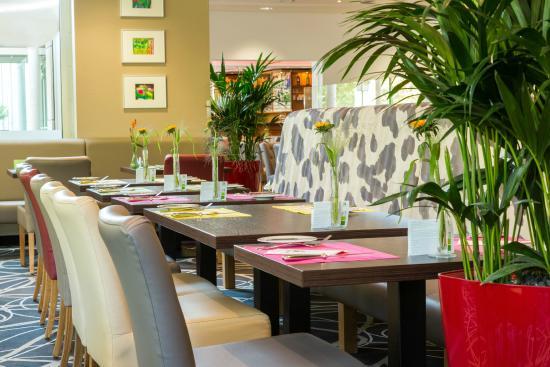 "Holiday Inn Düsseldorf-Neuss: Restaurant ""Amaroso"""