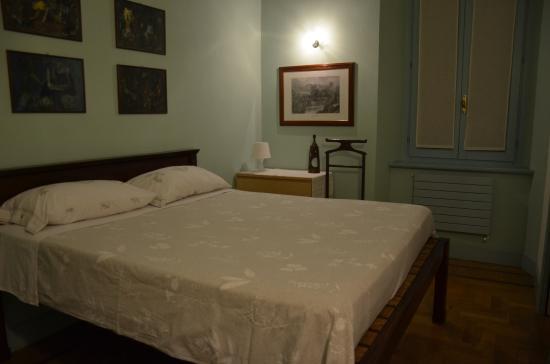 Repepo's Bed and Breakfast : Stanza da letto