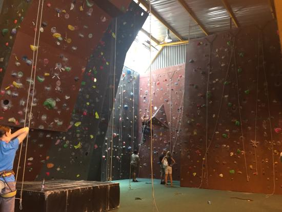 Wonderwall Climbing Gym