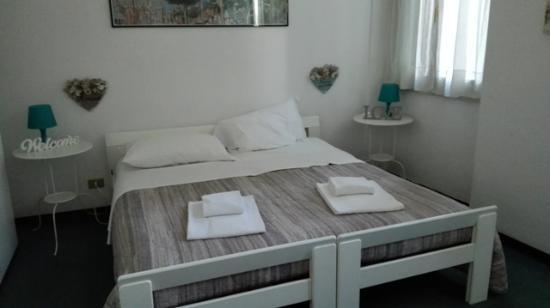 Bed & Breakfast alle Erbe: Camera con bagno esterno