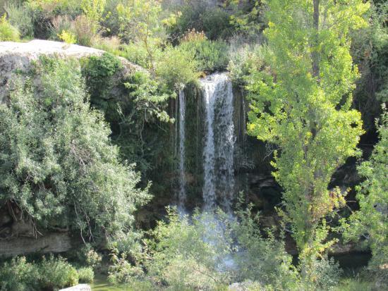 Cascada en Pedrosa de Tobalina