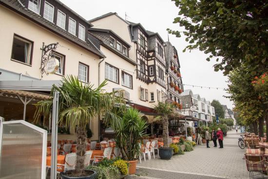 Hotel Anker, Bad Breisig