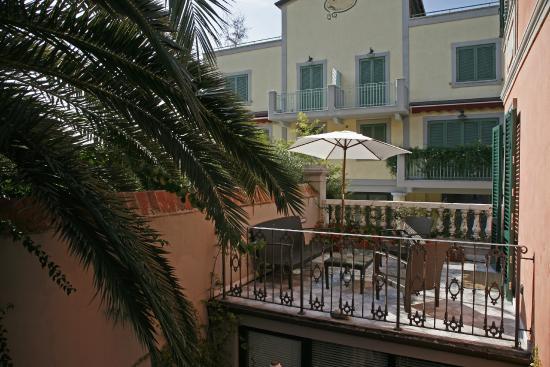 Villa Corte Lotti B&B : terrazza