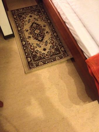 LANDMARK eco Hotel: Teppich auf dem Basar gekauft?