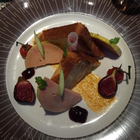Murs-Erigne, Francia: Foie gras