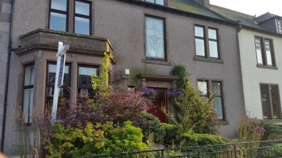 Gleniffer Bed & Breakfast: Fachada