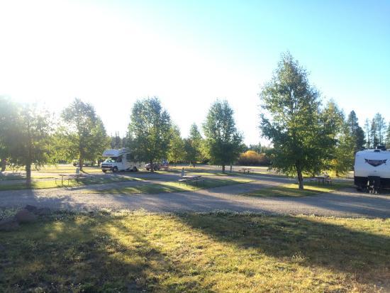 Island Park, ID: RV park