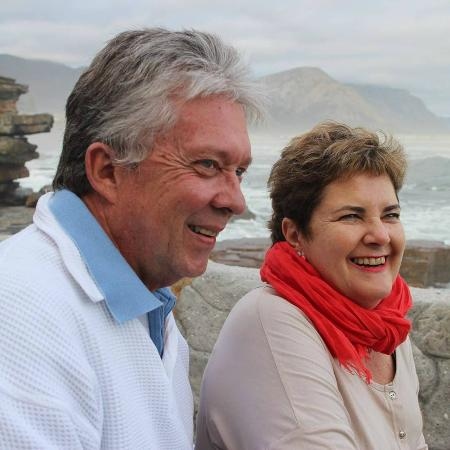 Rodeberg Lodge : Willem and Minnie Engelbrecht, Owners and Managers.