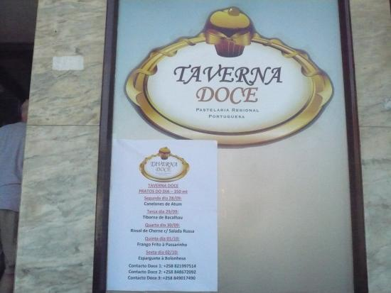 Scenes from Taverna Doce
