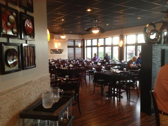The Porterhouse Steak Scotch Seafood Inside Dining Room