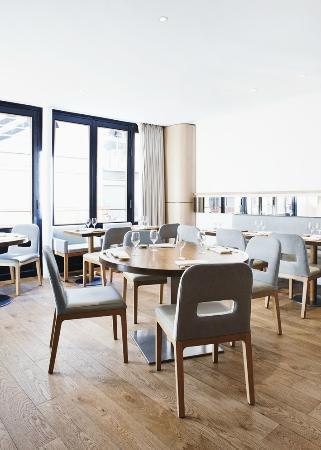 Restaurant Rue Bayard Paris