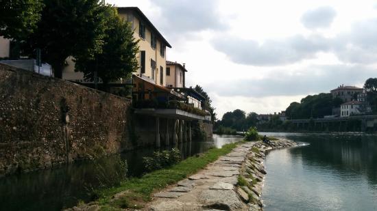 Vista esterna del ristorante e della terrazza - Picture of Terrazza ...