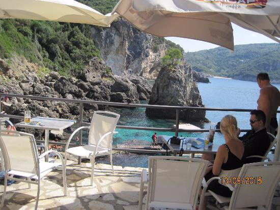 Marilena Studios La Grotta Bar