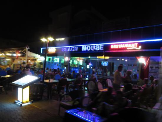 Beach House Restaurant Calis