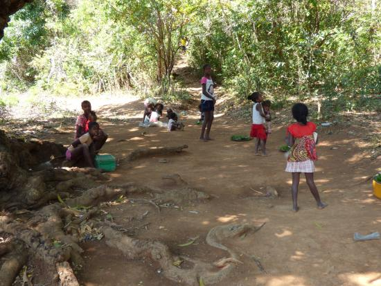 Nosy Komba Plongee: Bambini a Nosy