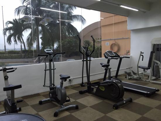 Gym picture of summit hotel subang usj jaya