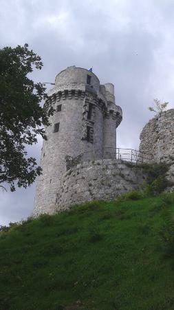 Montlhery, France: tour de Monthlery