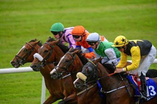 Ballinrobe, İrlanda: Close Finish