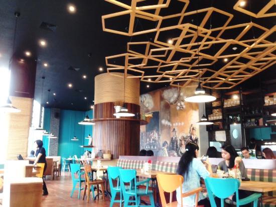 Resto picture of mall alam sutera serpong tripadvisor mall alam sutera resto altavistaventures Image collections