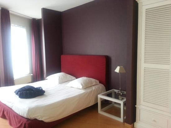 Aparthotel Brussels Midi: Номер