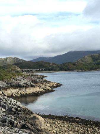 Strontian, UK: on the way to Mallaig