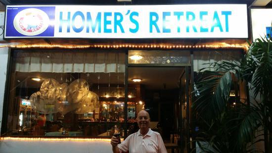 Homer's Retreat