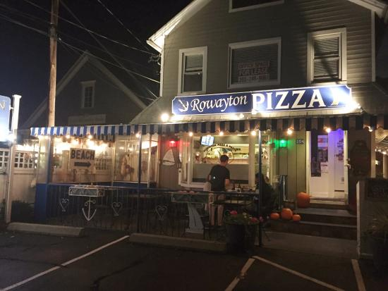 Rowayton Pizza - Rowayton CT