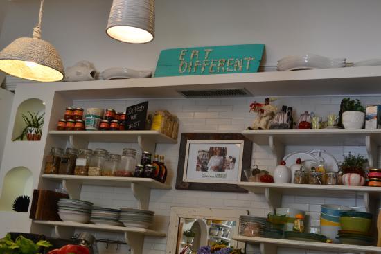 Casa e Bottega: Inside the restaurant