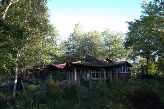 Shambhala Bed and Breakfast: Shambhala cottage