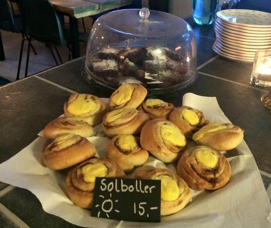 Alta Municipality, Norwegen: Nybakte boller