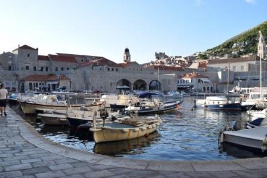 Apartments Artemis Dubrovnik: Dubrovnik's harbour